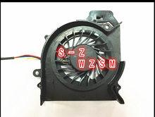 Nova Fan CPU Para HP Pavilion DV6-6000 DV6-6050 DV6-6090 DV6-6100 DV7 DV7-6000 dv6 AD6505HX-EEB MF60120V1-C181-S9A