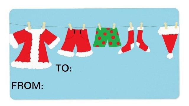 Santa\u0027s Laundry Line\