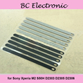 Speaker Grill with waterproof dustproof glue for Sony Xperia M2 S50H D2303 D2305 D2306 Free Shipping;10PCS/LOT