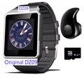 Blutooth smart watch dispositivos wearable eletrônica dz09 relógio de pulso para xiaomi samsung telefone android smartphones saúde smartwatch