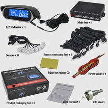 Radar car detector   parking assistance parking
