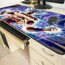 Mairuige DRAGON BALL 700x300mm Anime Notbook Speed Mouse Mat Large Gaming Locking Edge Mousepad Pad PC Desk Padmouse
