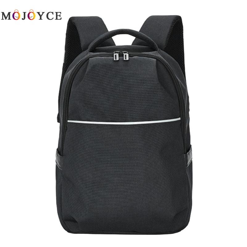 43 X 28 X 17cm Business Zipper Men Backpack Oxford Cloth Waterproof Laptop Unisex Teenage Casual Shoulder Bag Travel Bag