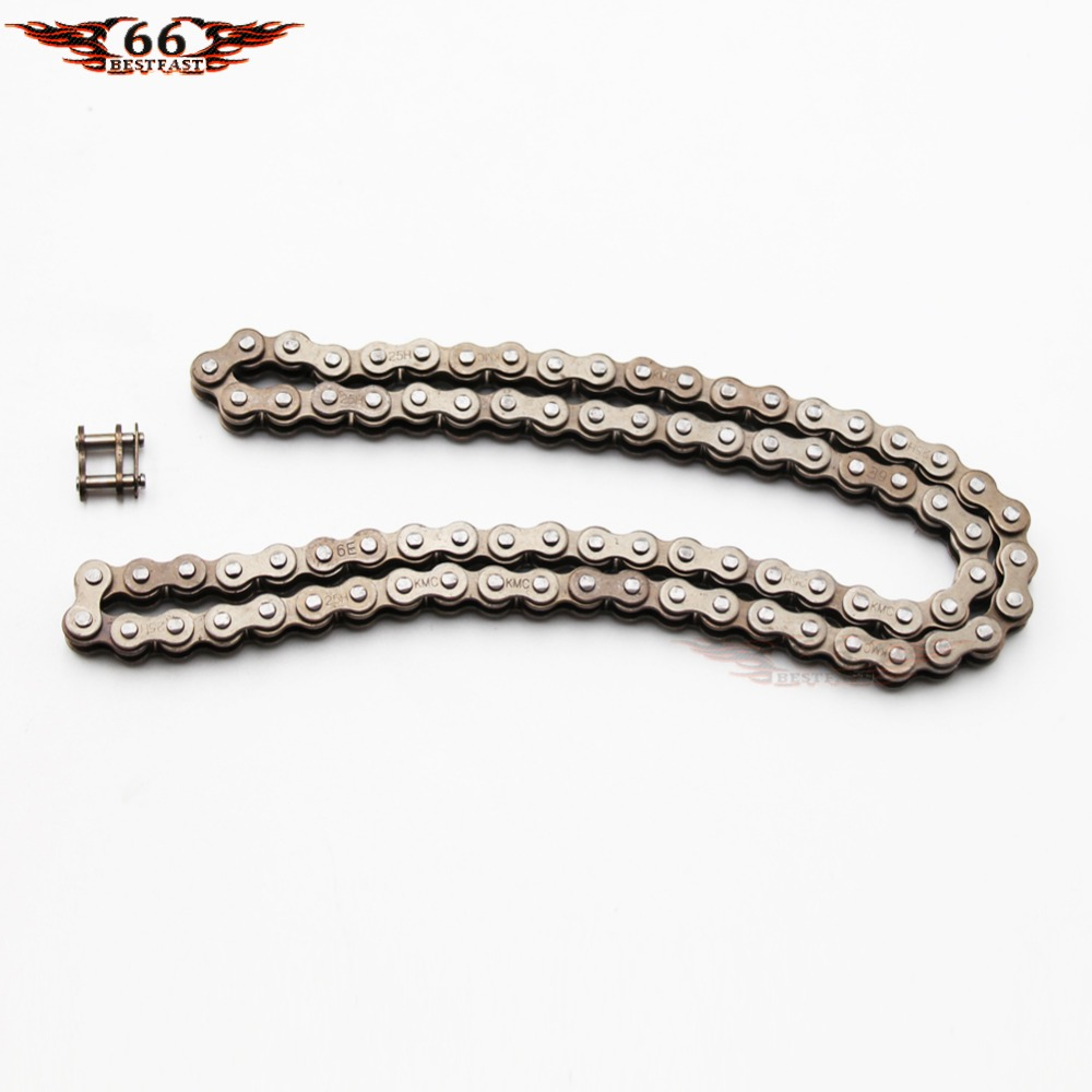 25H-100 links Cam Timing Chain for Motorcycle GN125 RS125 XL185S XL200R