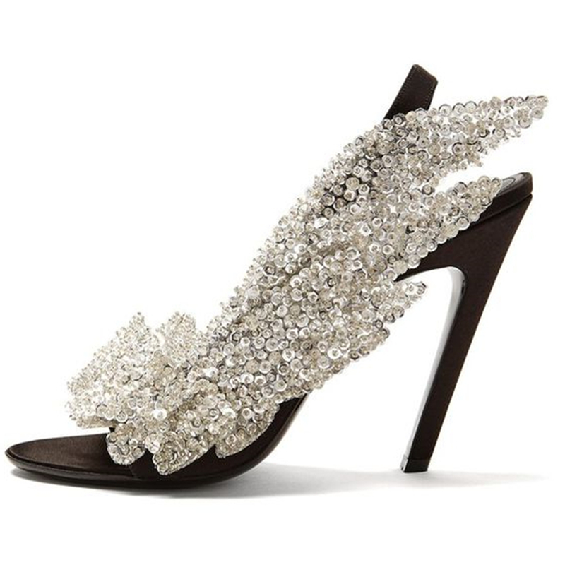 Newest bling Women Summer Sandals Sexy Rhinestone Crytal Women Pumps Runway Stain Women High Heels Party Wedding Shoes WomenNewest bling Women Summer Sandals Sexy Rhinestone Crytal Women Pumps Runway Stain Women High Heels Party Wedding Shoes Women