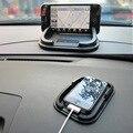 Горячие продажи Многофункциональный PU Anti-slip Dashboard Липкий Коврик Телефон Владельца Аксессуары для Мобильных Телефонов/GPS и Вещи Стайлинга автомобилей