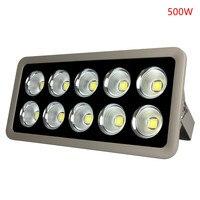 Светодиодный прожектор AC 85 265 В удара 200 Вт 300 Вт 400 Вт 500 Вт Отражатели потока Освещение spotlight водонепроницаемый открытый Gargen лампа