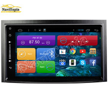 NAVITOPIA 1024*600 8 inch Quad Core Android 6.0 Car Radio Player for Toyota Venza 2013 2014 2015- Audio Stereo In Dash