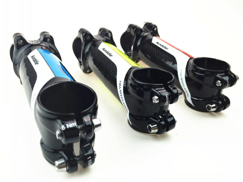 Keddie karbonsko kolo za cestna kolesa lahka MTB steblo / karbonsko - Kolesarjenje - Fotografija 4