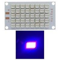 2017 New 50W 100W 120W Genesis UV 395nm COB Bulbs LED Chip Diode Purple Ultra Violet