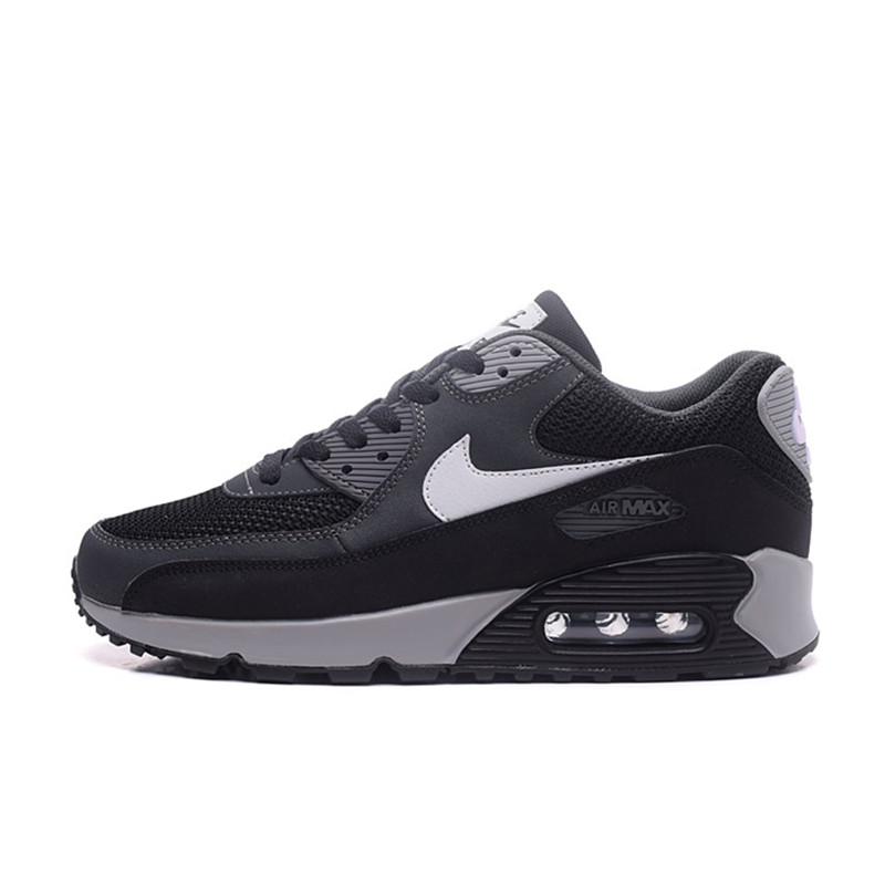 save off fac57 c4e6a Original New Arrival Authentic Nike Women WMNS AIR MAX 90 ESSENTIAL  Breathable Running Shoes Sport Outdoor Sneakers 537384-006
