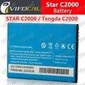 2800 Mah Batería para STAR C2000/Tengda C2000 Teléfono Móvil Inteligente + Número de Seguimiento-En Stock
