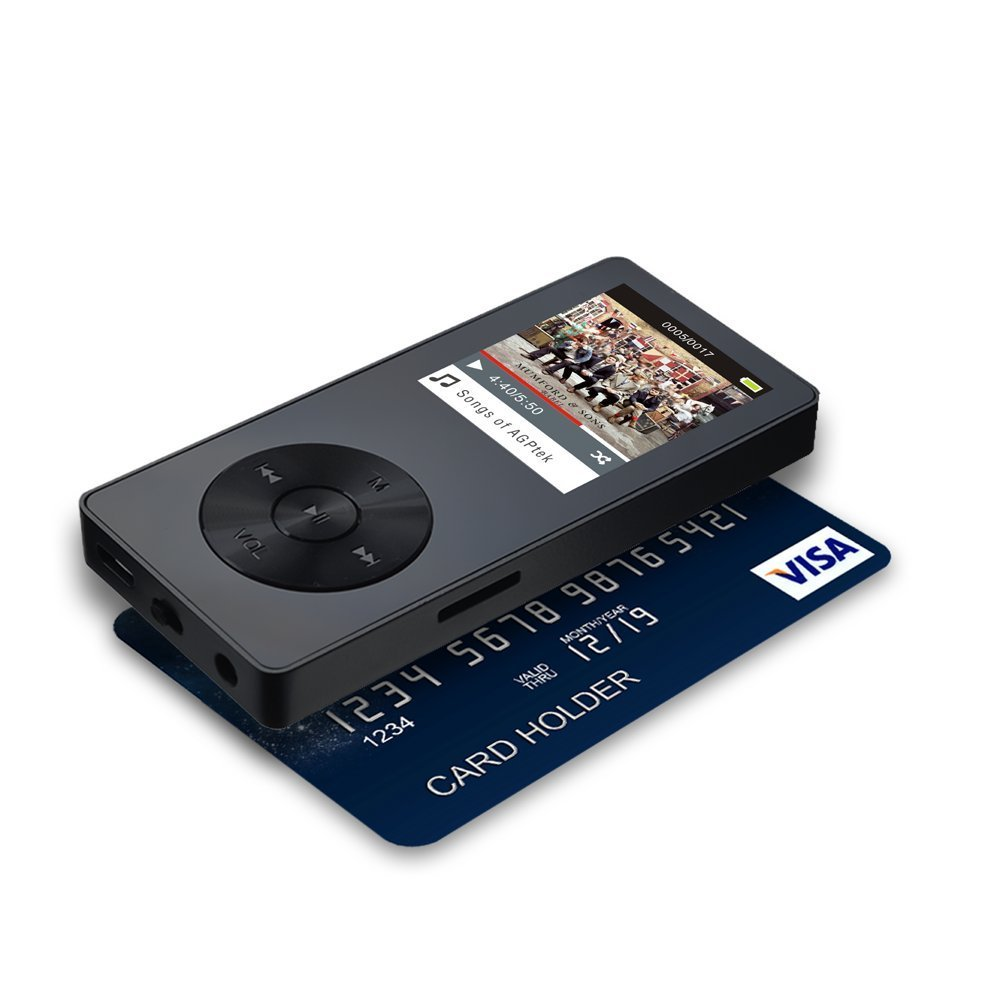 Оригінальний металевий mp3-плеєр 8 Гб - Портативні аудіо та відео - фото 5