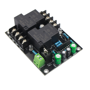 Image 2 - Ghxamp 30A UPC1237 Speaker Protection Board For Amplifier High Power Stereo Loudspeaker Protection Finished Board AC 12V 16V 1PC
