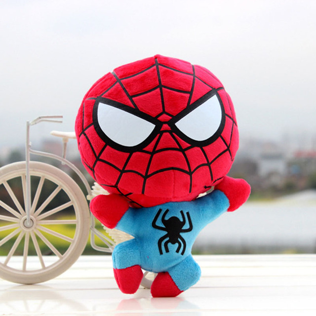 Plush Spiderman Toy 20cm