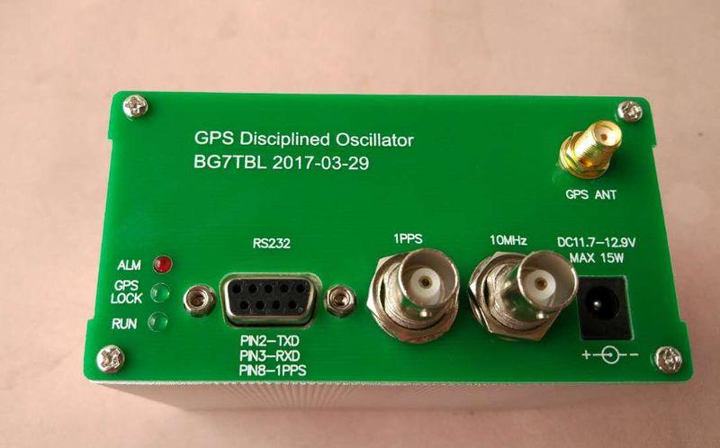 Gps DO, часы gps, выход 10 M 10 MHz, лучше чем атомные часы