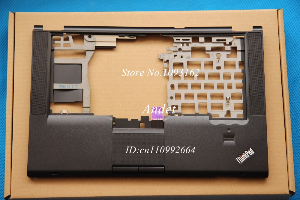 New Oirginal for Lenovo ThinkPad T420S T420Si Palmrest Keyboard Bezel Cover Upper Case 04W1451 w FP/TP Touchpad Fingerprint new original for lenovo thinkpad l530 palmrest cover with touchpad fingerprint 15 6 keyboard bezel upper case 04x4617 04w3635