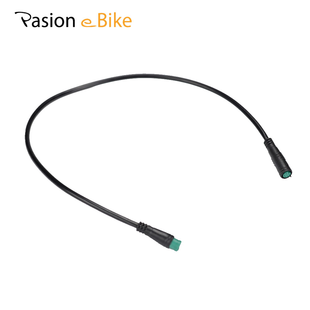 Parts Of Electrical Cables : Pasion e bike lcd display waterproof extension cable