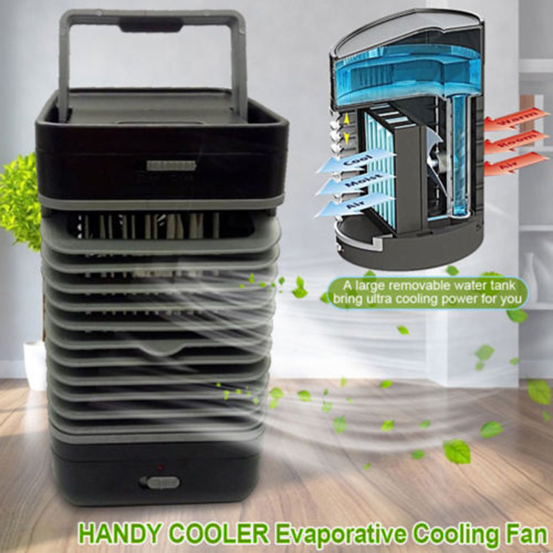 Hot New Portable Air Conditioner Cooler Humidifier Purifier Fan Cooling Flow Filter for Home Office Room HY99 JY12