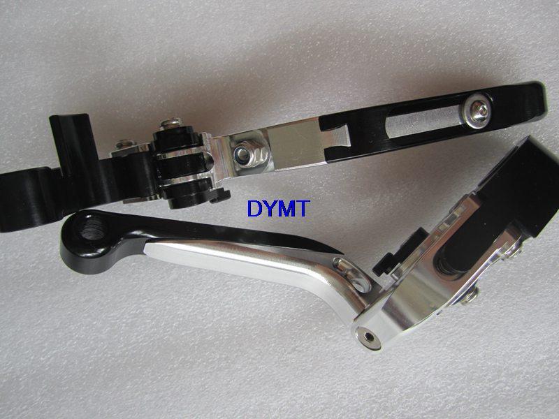ФОТО Extend Folded Clutch Levers fit Honda NX 250 MD 21 1998 - 1990 Motorcycle Brake & Clutch Levers 6 colors Option CNC Billt 6061