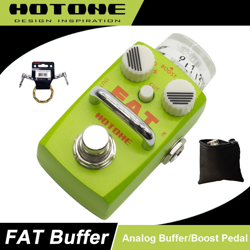 Hotone Skyline Series BF-1 Fat Buffer/Preamp Pedal with Free Pedal Case and More nikko машина nissan skyline gtr r34 street warriors 1 10 901584 в перми
