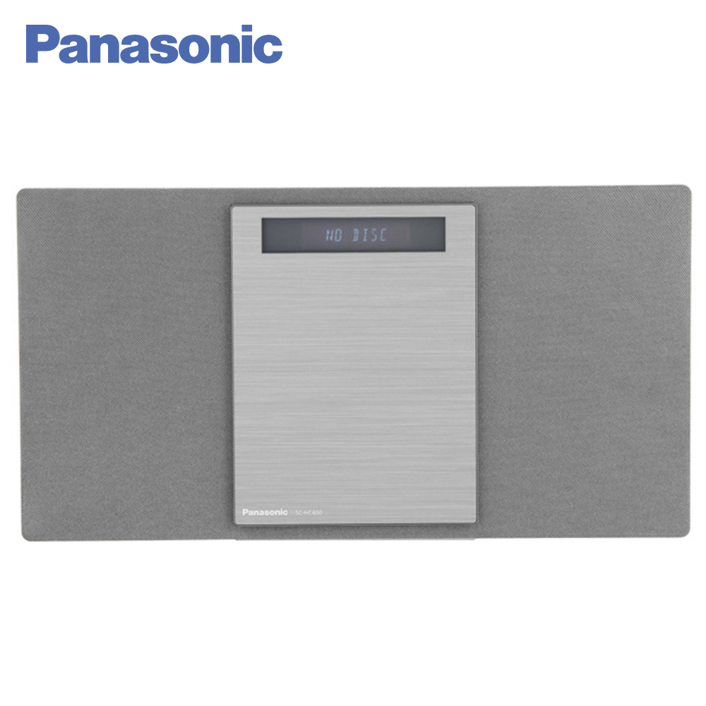 Panasonic CD Players SC-HC400EE-S Vinyl cd player portable Music Center Cassette player Radio Boombox усилитель для наушников s m s l sap 9 black