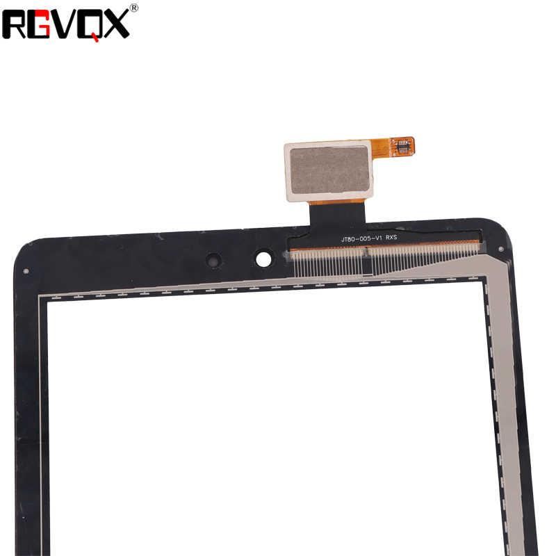 """1 piezas nuevo 8 """"para Dell T02D Venue 8 3830 pantalla táctil negro vidrio de repuesto"""