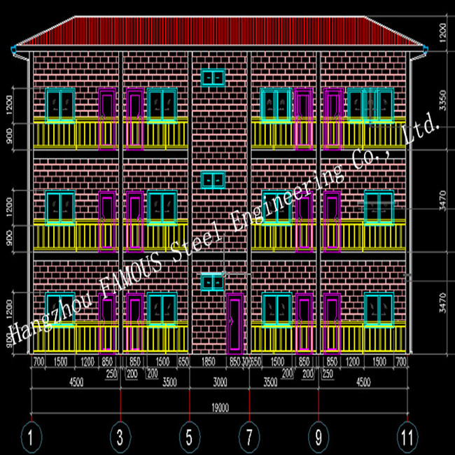 China Construction Company For Hotel Building And Conference Office Building Complex Design & Builder