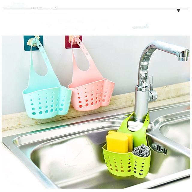 Kitchen accessories sink basket