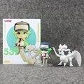 Аниме N & Reshiram Мило Nendoroid 537 # Ver. ПВХ Действие Фигура ПВХ Коллекция Модель Игрушки Куклы Подарки
