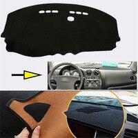 Interior Dashboard Carpet Photophobism Protective Pad Mat For Chevrolet Spark