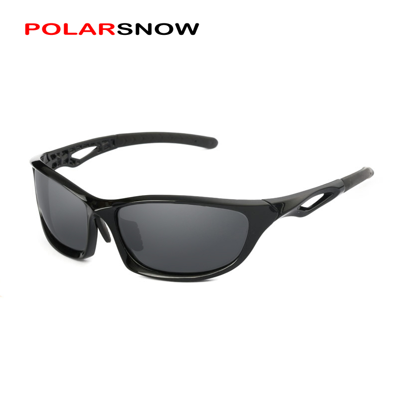 POLARSNOW Flexible TR90 Rahmen Sonnenbrillen Für Männer Frauen ...