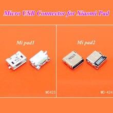 cltgxdd 1PCS USB Micro Power Charger Charging Jack Socket Plug Port Connector For Xiaomi mi pad 1 mipad 2 tablet 1 tablet 2