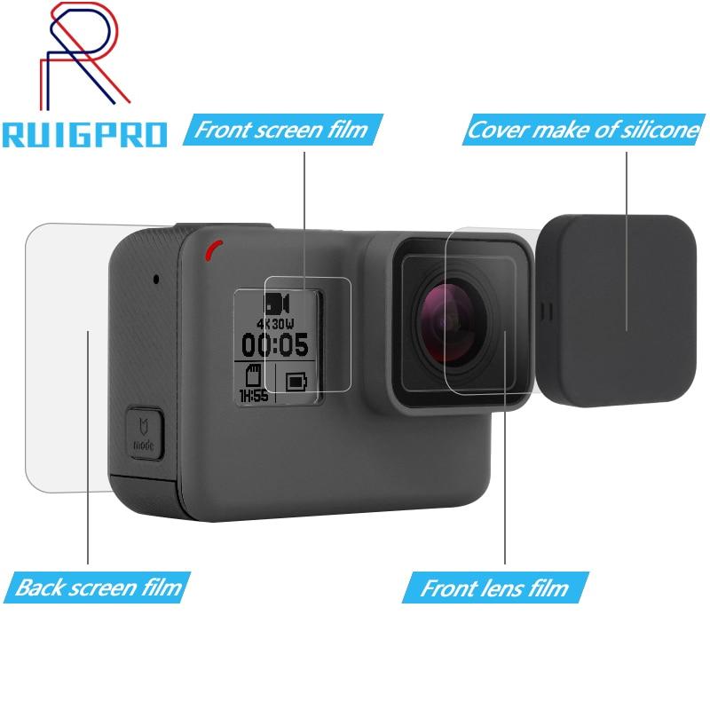 Gopro hero 3 hero3 Hero4 Edition Lens Cap Protector Guard Protection Boot Cover