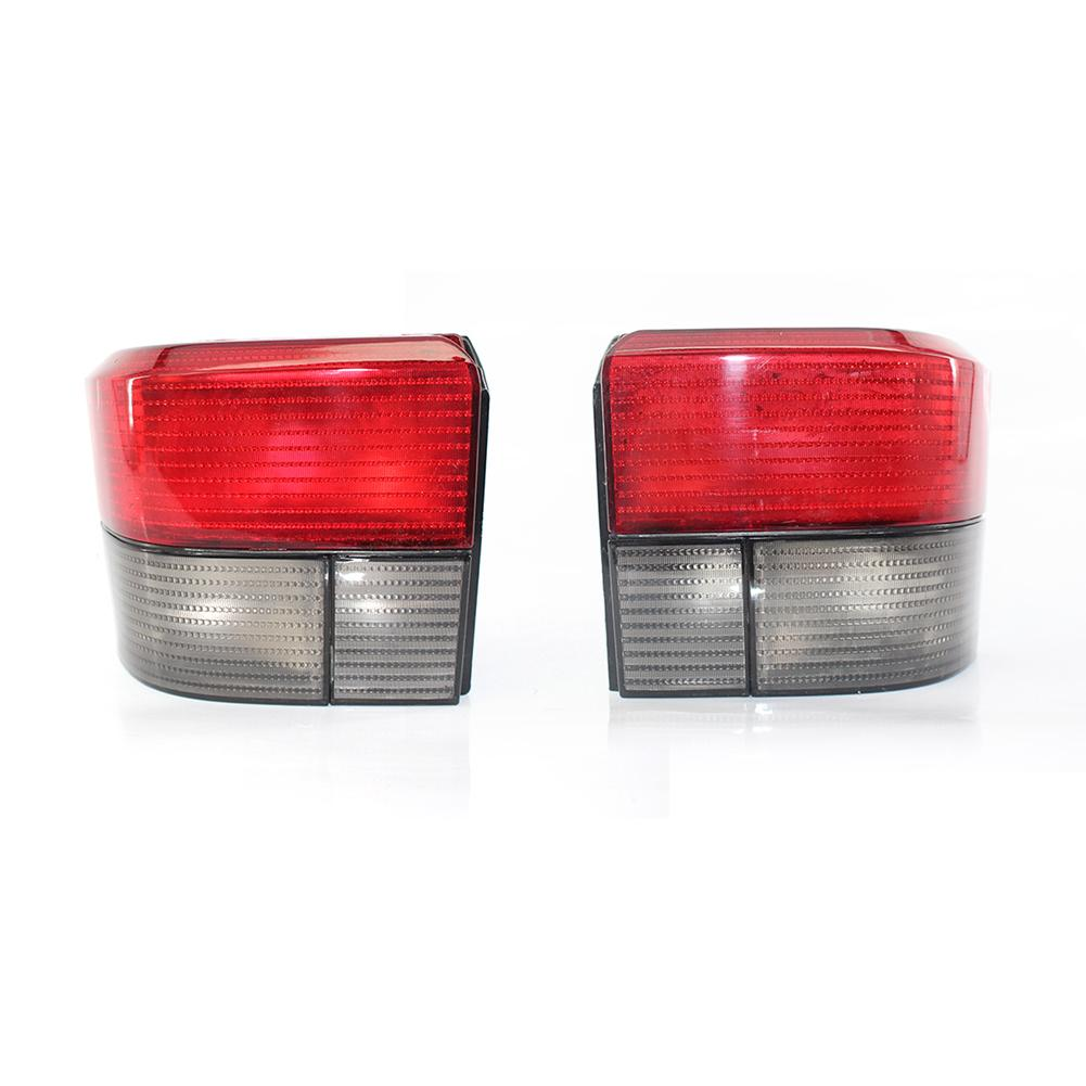 1PCS Car Rear Taillights Smoked Red Taillights For VW