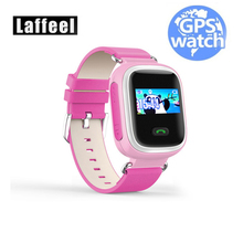Q60 Anti Lost GPS Tracker Watch For Kids SOS Emergency GSM Smart Mobile Phone App For IOS & Android Smartwatch Wristband Alarm