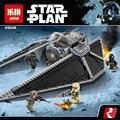 Lepin 05048 Rogue One: uma História de Guerra Estrela de Star Wars Seiers O EMPATE Atacante Figuras Blocos de Construção de Tijolos brinquedos para as crianças