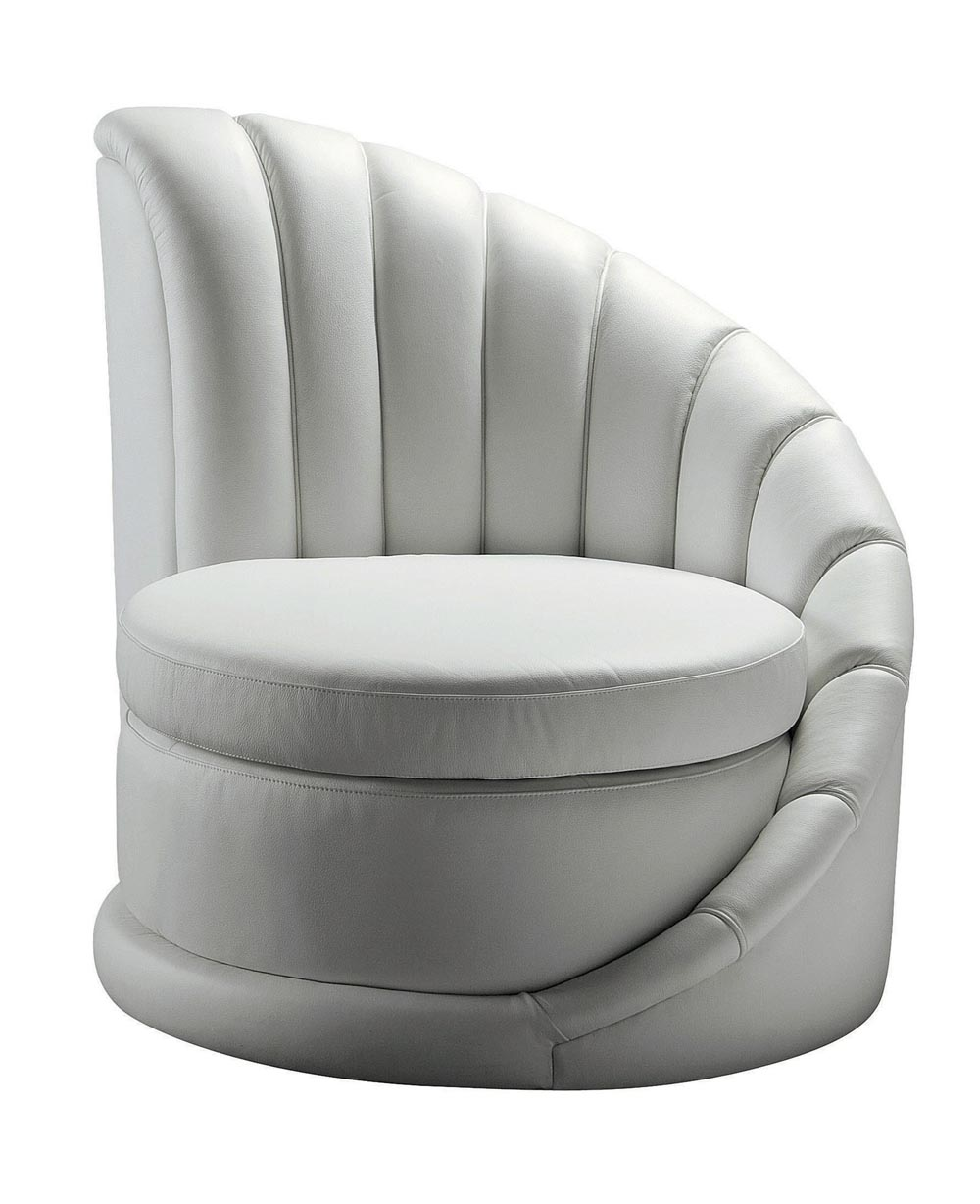 Chair Home-Furniture Chair/living-Room Genuine-Leather Modern-Style Post Cow