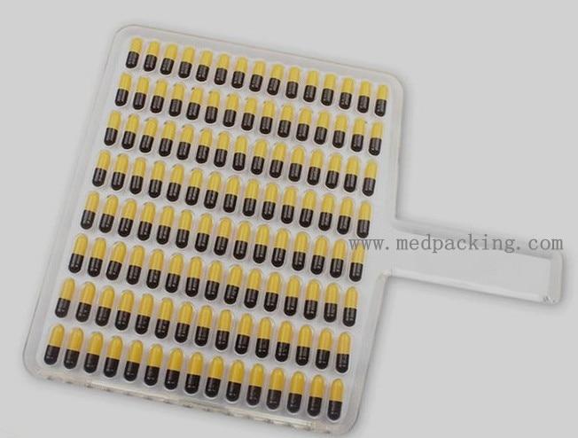 Manual capsule counter 120pcs per time