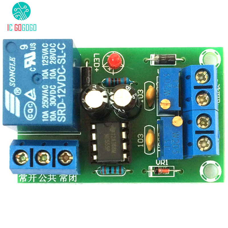 12v battery intelligent automatic charging controller board 12v battery charging circuit 12v battery charger circuit with overcharge protection #14
