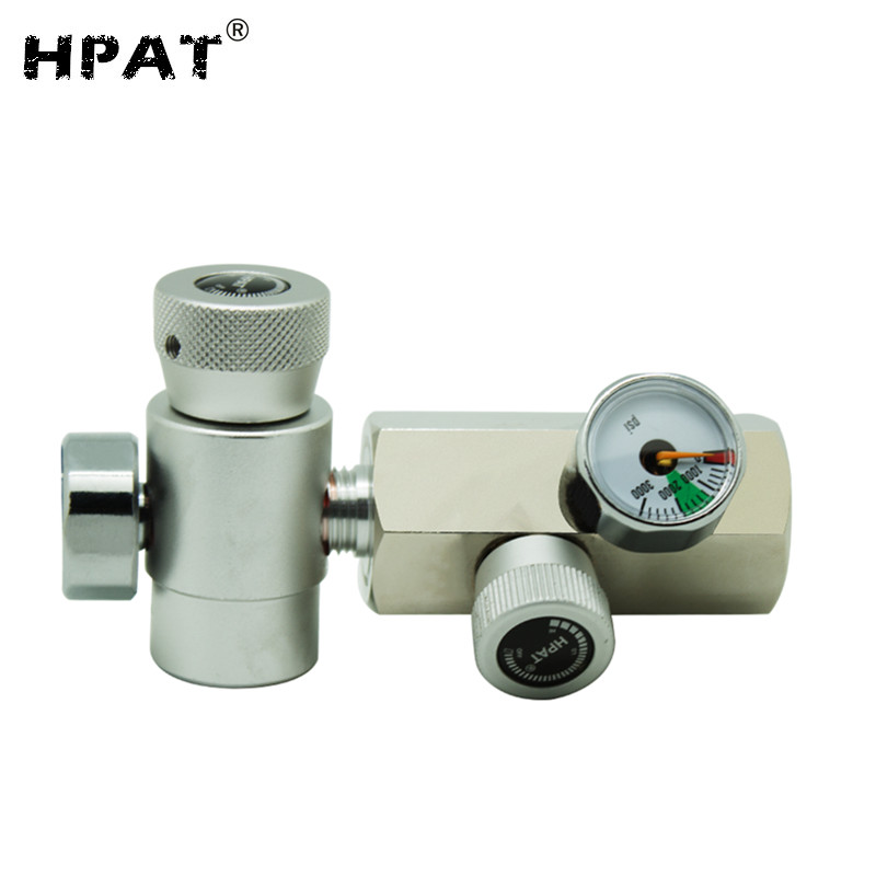 Outdoor Sports New Cga320 Tank To Cga320 Tank Co2 Refill Adapter Connector Kit Great Varieties