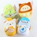 NEW Super Kawaii 1pcs 18cm Cartoon Animal Sumikko Biological Small Plush Doll Soft Stuufed Toy Baby Kids Toy Girls Birthday Gift