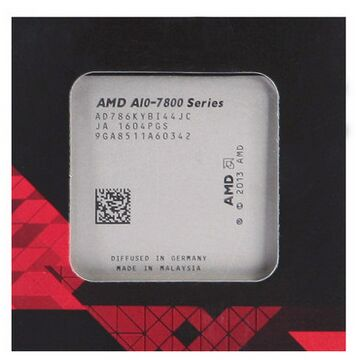 AMD APU A10 7860K CPU Quad Core 3.6GHz 4MB Socket FM2+ Cache With Radeon R7 Desktop processor Free shipping