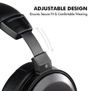 Image 4 - B7S HIFI Headphones 50mm Dynamic Stereo Hi Fi Earphone Monitor DJ Studio Audio Headphone Rotatable Noise Cancelling Auriculares