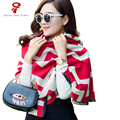 scarf  winter scarf women shawl cashmere scarf luxury brand ponchos and capes pashmina plaid blanket wool scarves for women