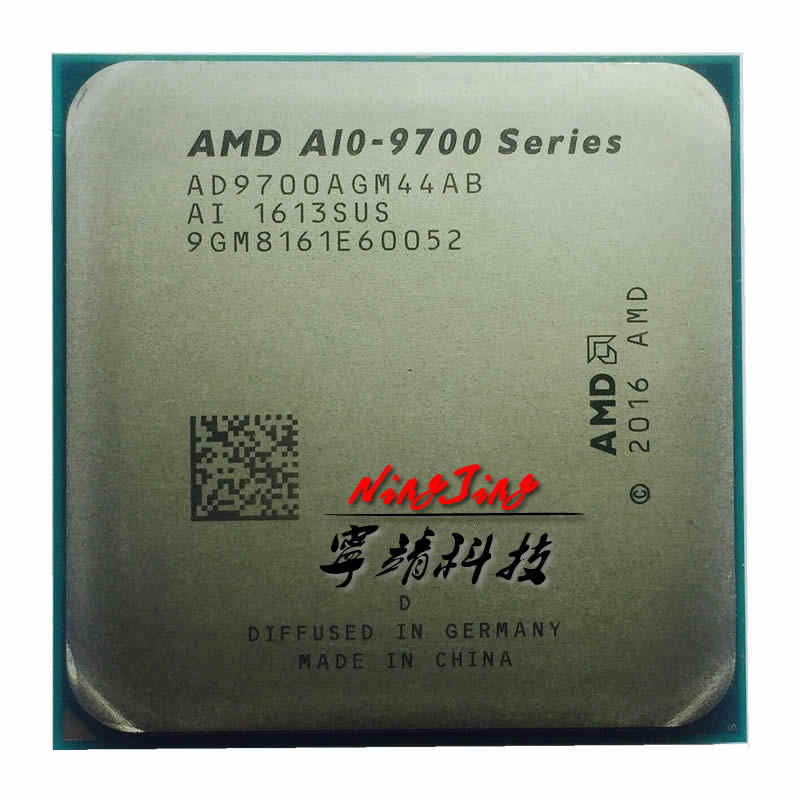 AMD A10-Series A10-9700 A10 9700 3.5 GHz Quad-Core procesor cpu AD9700AGM44AB gniazdo AM4