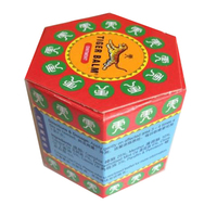 Red TIGER BALM Ointment Relief Insect Bites Herbal Wax Muscles Massage Pain 19 4g Singapore Tiger