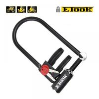 ETOOK Safety Bike U Lock Steel MTB Road Bike Bicycle Cable Lock Anti theft Heavy Duty Lock Set Cycling U lock ET110