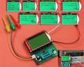 Diy kits Mega328 transistor tester MOS ESR frequency LCR Diode Capacitor meter