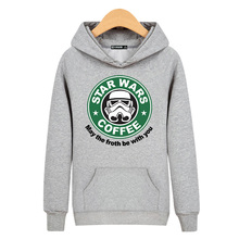 plus zise XXS XXXL black gray Star Wars hoodies men New Designer Sportswear Luxury Harajuku mens